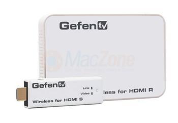 GefenTV Wireless HDMI Extender Short Range bezdrátové prodloužení HDMI GTV-WHD-1080P-SR
