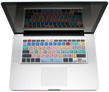 Logic Keyboard LogicSkin pro MacBook / Pro UNIBODY pro Adobe Premiere CS6 US verze