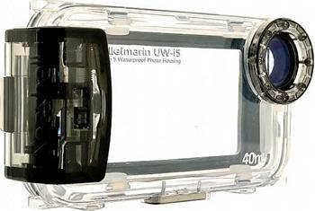 Rollei UW-i5 vodotěsný obal Apple iPhone SE/ 5 / 5S pro potápění do 40m , černý waterproof