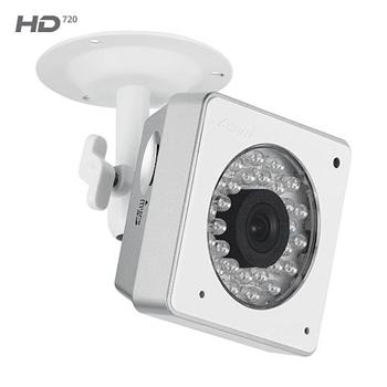 Y-CAM CUBE HD 720p Wifi IP Security kamera PC / MAC , iOS a Android