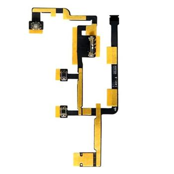 Apple iPad 2 (od rv. 2012 ) original volume flex cable - pro iPad 2 ( model 2012) 821-1461-A