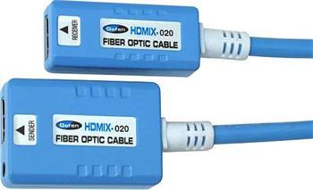 Gefen Extreme HDMI 1.3 Fiber Optic optický prodlužovací HDMI kabel 50m (F-F) -CAB-HDMIX1.3-150MM
