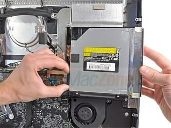 Sony 8x DL DVD+-RW Slot Loading SuperDrive SATA 12.7mm slot load prodloužený výsuv iMac 678-0613B