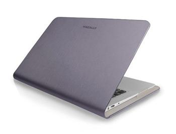 Macally Airfolio pouzdro pro Apple MacBook Air 13 fialové