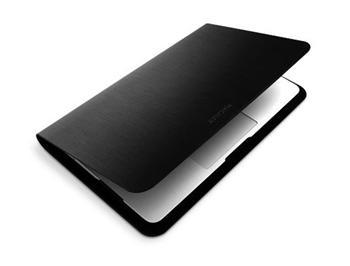 Macally Airfolio pouzdro pro Apple MacBook Air 13 černé