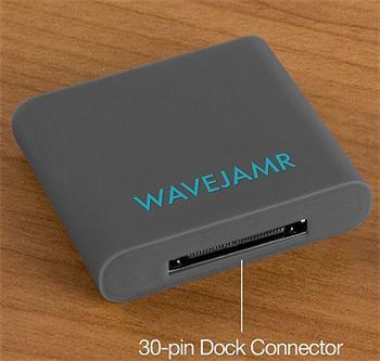 Radtech Wavejamr 5 - Bluetooth Audio Receiver - streamujte hudbu přes Bluetooth A2DP