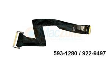 Apple iMac 21.5 LVDS display data cable 593-1280