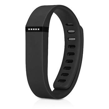 Fitbit Flex - náramek pro měření celodenní aktivity, černý, pro iPhone /iPad / iPod Touch FB401-BK