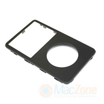 Apple iPod 5G Video Front bezel přední plastový kryt černý servisní díl