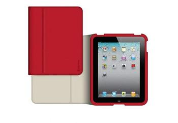 Griffin Slim Folio iPad Air obal pro iPad AIR červený GB37465