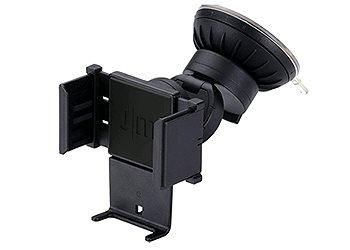 Just Mobile Xtand GO univerzální držák telefonu do auta pro iPhone 6S / SE / 5S / 5 / 4S na sklo nebo palubní desku