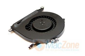 Apple MacBook AIR 13 2010-2012 A1369 CPU fan větrák 922-9643