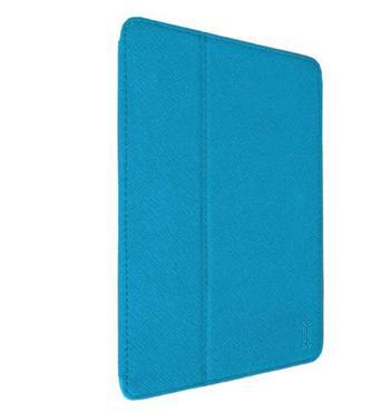 Aiino iPad Air Graphite - obal pro iPad Air s držákem na pero modrý