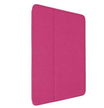 Aiino iPad Air Graphite - obal pro iPad Air s držákem na pero růžový