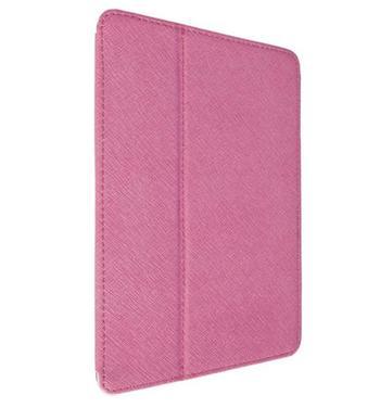 Aiino iPad Mini Graphite - obal pro iPad Mini / Mini Retina s držákem na pero růžový