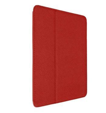 Aiino iPad Mini Graphite - obal pro iPad Mini / Mini Retina s držákem na pero červený