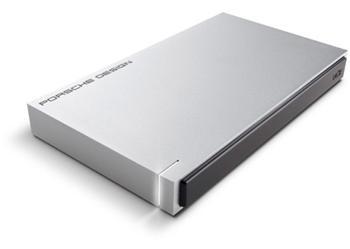2TB LaCie Porsche Design Mobile Drive P'9223 USB 3.0 přenosný disk 9000461