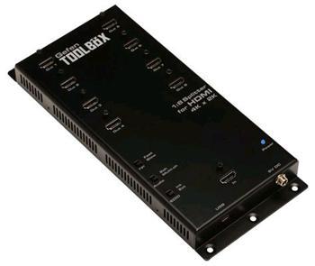 GefenToolBox UltraHD 1:8 splitter HDMI rozbočovač GTB-HD4K2K-148-BLK