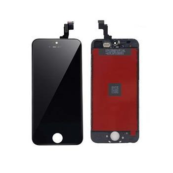 Apple iPhone 5S / SE Retina LCD with Digitizer original - ORIGINÁLNÍ displej s digitizérem pro iPhone 5S /SE černý