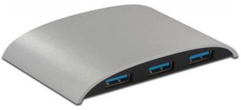 LMP 4-portový USB 3.0 Hub - rozbočovač USB 3.0 v Apple designu