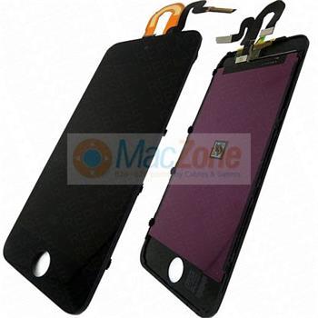Apple iPod Touch 5.gen touch digitizer w/LCD černý dotykový panel a LCD kompozitní servisní díl