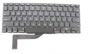 """Klávesnice pro Apple MacBook Pro 15"""" Retina A1398 , US rozložení kláves , rovný enter"""