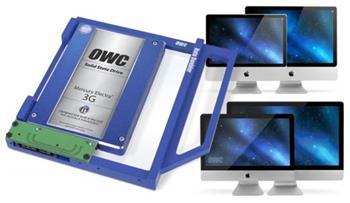 """OWC iMac Data Doubler iMac 2,5"""" kit -instalační kit pro 2,5"""" HDD /SSD místo optické mechaniky, bez nářadí"""