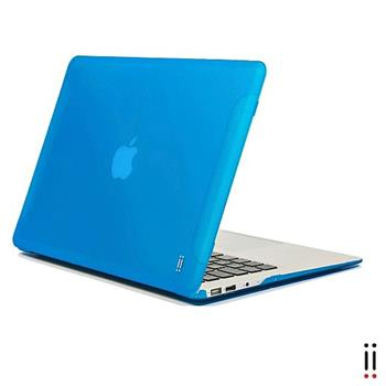 "Aiino Custodia - pevný obal pro Apple MacBook Air 13"" 2010 -2015 modrý"