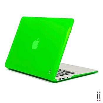 "Aiino Custodia - pevný obal pro Apple MacBook Air 13"" 2010-2015 zelený"
