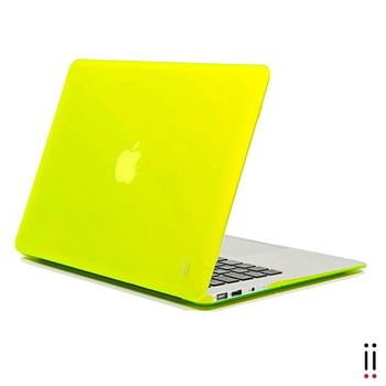 "Aiino Custodia - pevný obal pro Apple MacBook Air 13"" 2010-2015 žlutý"