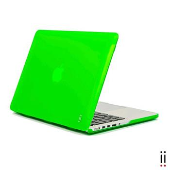 "Aiino Custodia - pevný obal pro Apple MacBook Retina 13"" ( late 2012-2016) zelený"