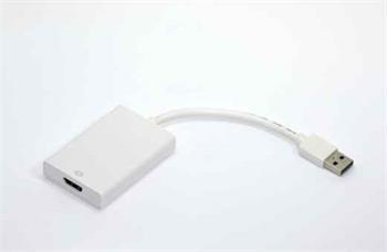Perimac USB 3.0 na HDMI grafická karta pro připojení monitoru Mac/PC