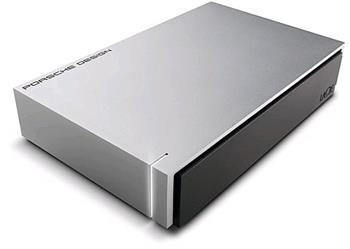 4TB LaCie Porsche Design P9233 Desktop Drive externí disk USB3 LAC9000385