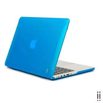 "Aiino Custodia - pevný obal pro Apple MacBook Retina 13"" ( late 2012-2016) modrý"