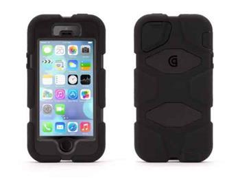 Griffin Technology Survivor iPhone SE   5S  5 - extrémně odolný obal pro  iPhone černý ca4cacd2a4a