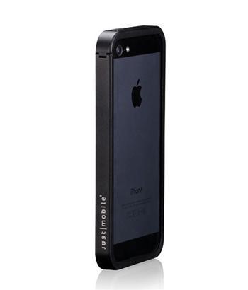 Just Mobile ALUFRAME high-end hliníkový obal (bumper) pro Apple iPhone 5G   03e4ed08291