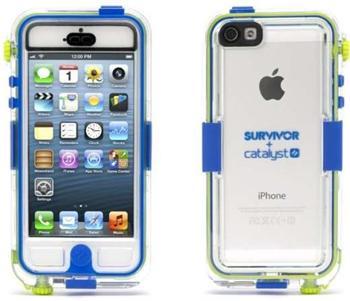 Griffin Survivor CATALYST iPhone 5  5S vodotěsný obal ( do 3m ) pro iPhone 5.  Vodotěsné pouzdro pro Apple ... fcdbe281d58